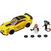 Set Constructie Lego Speed Champions Chevrolet Corvette Z06