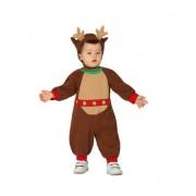 Costum Ren Bebe 6-12 luni