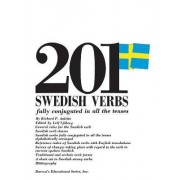 201 Swedish Verbs Fully Conjugated in All the Tenses by Richard P. Auletta