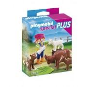 Playmobil 4785 - Bambina con Caprette