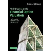 An Introduction to Financial Option Valuation by Desmond J. Higham