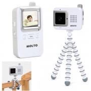 Video interfon Molto basic cu ecran LCD 2