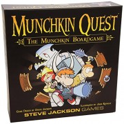 Munchkin Quest: Munchkin Boardgame