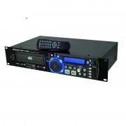CD/MP3- lejátszó Omnitronic XDP-1400, SD, USB (11046010)