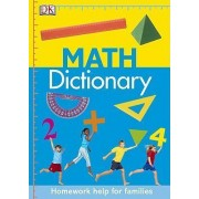 Math Dictionary by Carol Vorderman