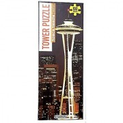 100 Piece Famous Towers Jigsaw Puzzle: The Space Needle Seattle WA