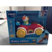 Voiture Baby Rallye Vtech