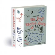 The Unbelievable Top-Secret Diary of Pig(Emer Stamp)