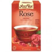 Yogi Tea Herbata Tao Rose BIO ekspresowa (17x2g)