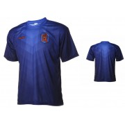 Nederlands Elftal Shirt Uit Eigen Naam 2014-2016