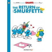 The Smurfs #10: The Return of the Smurfette by Peyo