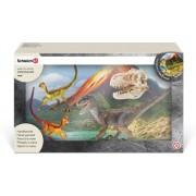 Schleich Dinosaurs 42259 Velociraptor op jacht