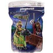 PLAYMOBIL Eagle Tournament Knight Play Set