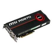 MSI R5870-PM2D1G - Carte graphique - Radeon HD 5870 - 1 Go GDDR5 - PCIe 2.1 x16 - DVI, HDMI, DisplayPort