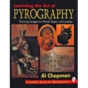 Pyrography by Al Chapman