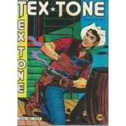 """Un Cercueil Pour Doc Clemens + Tex Tone ( """" Le Vétéran """" + """" Le Maléfice De La Mine D'or """" ) : Tex Tone N° 500 ( 2e Trimestre 1984 )"""