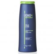 UOMO sport - Relax action - Gel de dus relaxant cu extract de menta