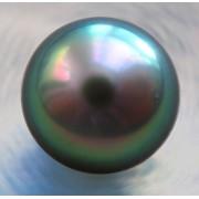 Black pearl 9mm Black Pearl 4-6 Carat Approx
