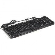 Dell USB Enhanced Slim Black Keyboard DJ331 RH659 SK-8115 L100 W7658 J4628 U01