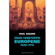 CRIZA CONSTIINTEI EUROPENE