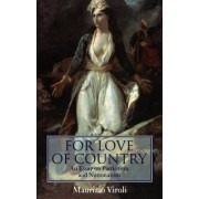 For Love of Country by Maurizio Viroli