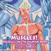 Muscles! Muscles in the Human Body -Anatomy for Kids - Children's Biology Books by Baby Iq Builder Books