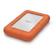 LaCie Rugged Mini USB 3.0 7200RPM 500 GB External Hard Drive 301556