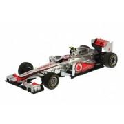 """McLaren MP4-26 - nº4 - """"200 GP"""" 1º GP F1 Hungría 2011 - Jenson Button"""