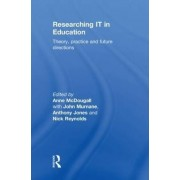 Researching IT in Education by Anne McDougall