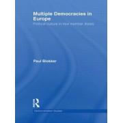 Multiple Democracies in Europe by Dr. Paul Blokker
