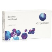 Biofinity Multifocal CooperVision (6 lenses)