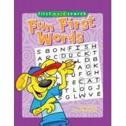 First Word Search: Fun First Words by Steve Harpster