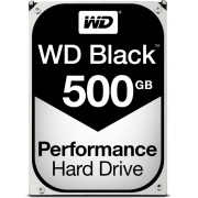 WD WD5003AZEX - Interne harde schijf / 500GB / 3,5 inch SATA