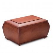 Houten Kist Urn (3.5 liter)