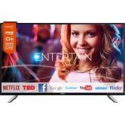 Televizor LED 140 cm Horizon 55HL733F Full HD Smart Tv 5 ani garantie Bonus Suport TV perete Serioux