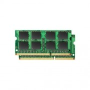 Apple - DDR2 - 4 Go : 2 x 2 Go - SO DIMM 200 broches - 667 MHz / PC2-5300 - mémoire sans tampon - non ECC - pour iMac\; MacBook\; MacBook Pro
