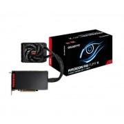 Carte graphique Radeon R9 Fury X GV-R9FURYX-4GD-B - 4 Go HDMI/Tri DisplayPort