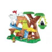 Little People Fisher Price W5258 - Zoo en el árbol [Importado de Italia]