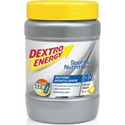 Dextro Energy Isotonic Sports Drink Żywność energetyczna 440g citrus fresh szary Suplementy fitness