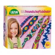 Lena Barátság karkötő fonó készlet