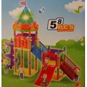 Block Building összeépíthetős játék No.1012A - Gyerek játék
