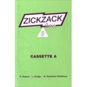 Zickzack Neu: Cassette A Stage 3 by Lol Briggs