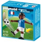Playmobil 4737 Player France (Black)