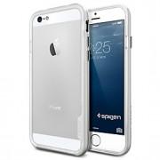 Para Capinha iPhone 6 / Capinha iPhone 6 Plus Ultra-Fina / Transparente Capinha Protetora de Quinas Capinha Cor Única Rígida PCiPhone 6s