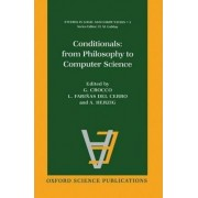 Conditionals: From Philosophy to Computer Science by G. Crocco