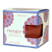 Candlelite candela in vetro, 7,25 oz Box Energize