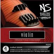 D'Addario NS310 NS Electric Violin Strings Medium