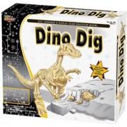 Red Robin Toys - Dino Dig, Riporta alla luce e costruisci il tuo dinosauro
