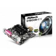 Tarjeta Madre ASRock mini ITX D1800B-ITX, Intel Celeron J1800 Integrada, HDMI, USB 2.0/3.0, 16GB DDR3