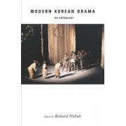 Modern Korean Drama by Richard Nichols